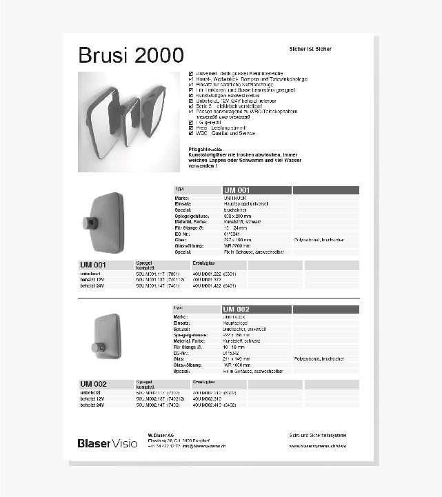 0420 Blaser D Flyer Brusi