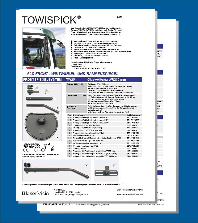0420 Blaser D Flyer Towi